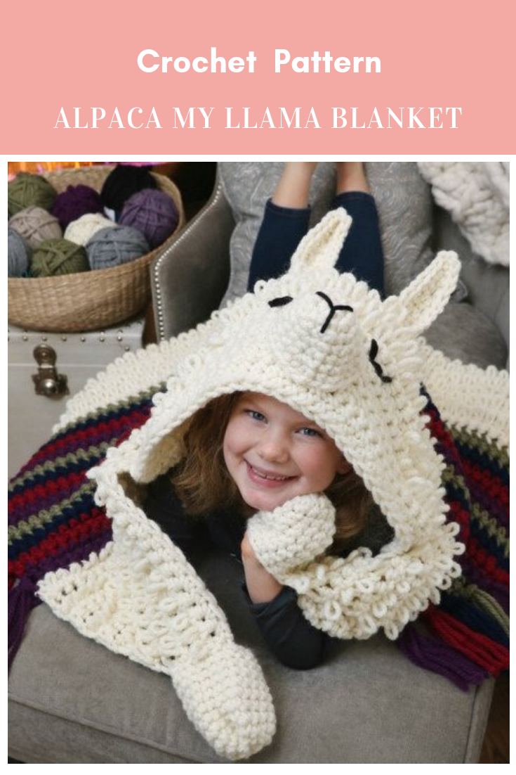 Crochet Pattern Alpaca My Llama Blanket Etsy Baby Blanket Crochet Pattern Baby Blanket Knitting Pattern Kids Hats Patterns