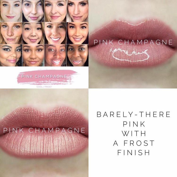 #Lipsense #PinkChampagne #LipsensePinkChampagne #MadeToSparkle