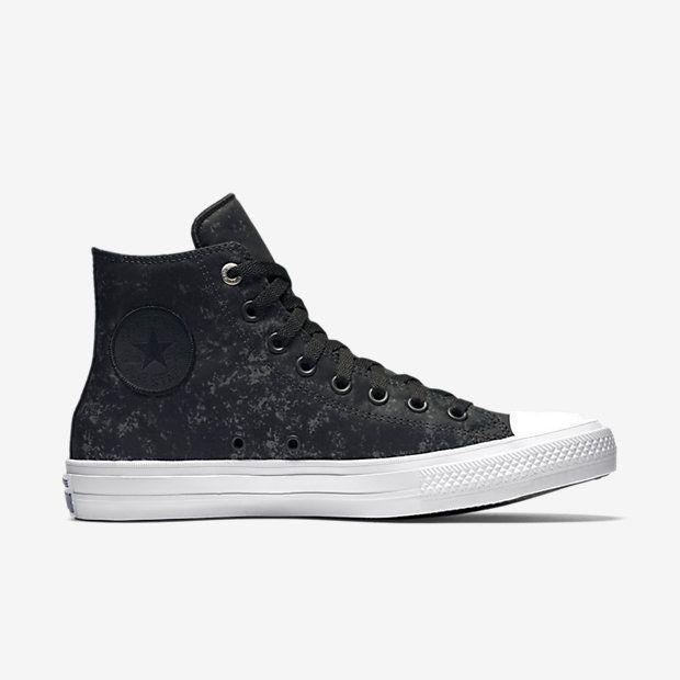 706ff9b173 Converse Chuck Taylor All Star II Reflective Wash High Top Unisex Shoe
