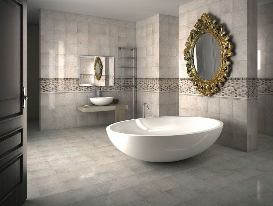 This Is The Cinema Ivory Lace From Florida Tile A Nice Way To Showcase
