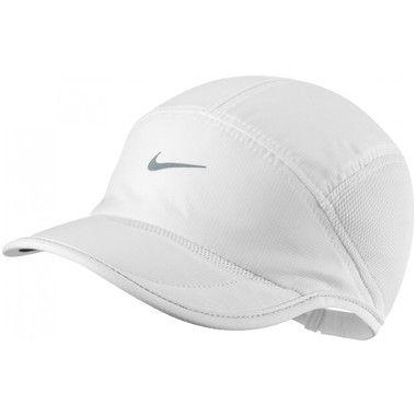 78ba249301f83 Cachucha de Tenis para Dama Marca  Nike Color  blanco Banda ajustable.