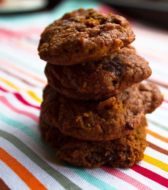 Sweet Potato Cinnamon Everything Cookies  #PrimitiveFoodie