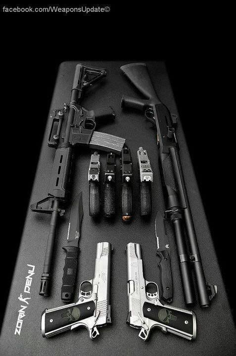 Pin on Guns Knives and Tactical Gear