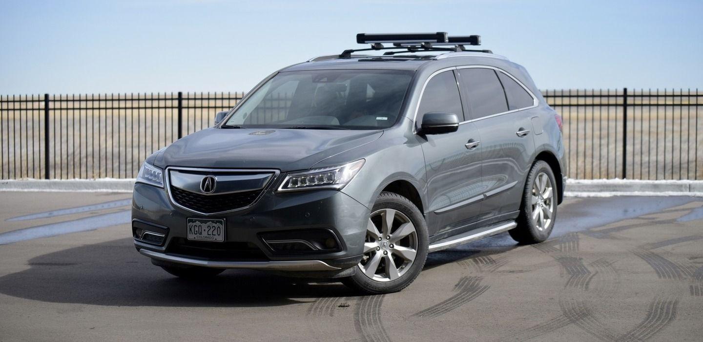 Acura mdx 2016 rental alternative in aurora co by spencer
