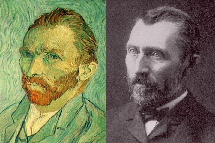 Vincent Van Gogh Paintings Van Gogh Kunst Zelfportretten