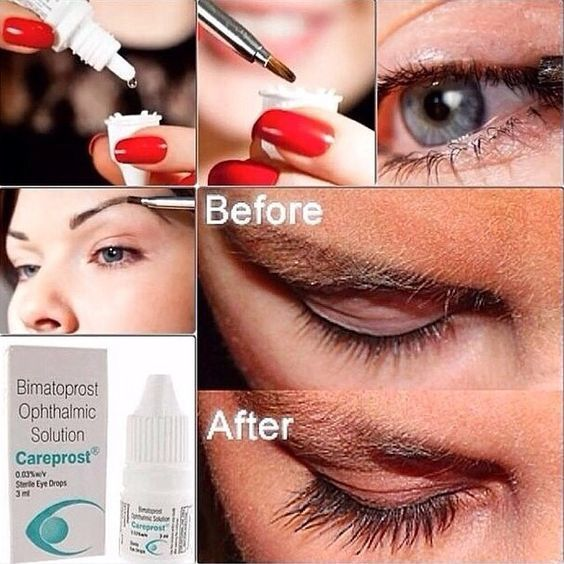 Eyelashes Eyebrows Eyelash Growth Body Care Bottle Health