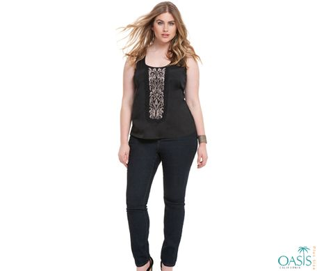 Are You Looking For Hot Plus Size Jeans Wholesale Then Contact