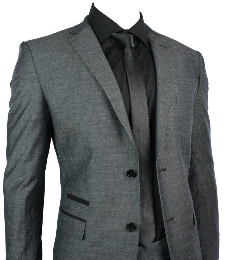 charcoal suit - Buscar con Google   Clothes   Pinterest   Clothes ...
