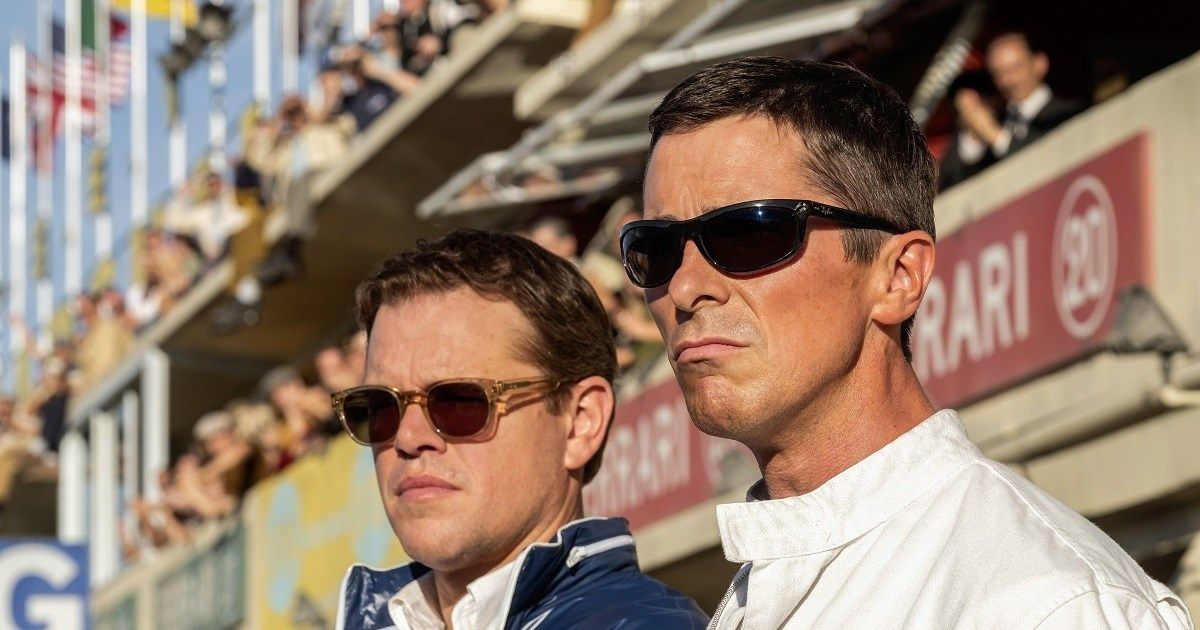 Ford V Ferrari Exit Survey Damon And Bale Team Up For A
