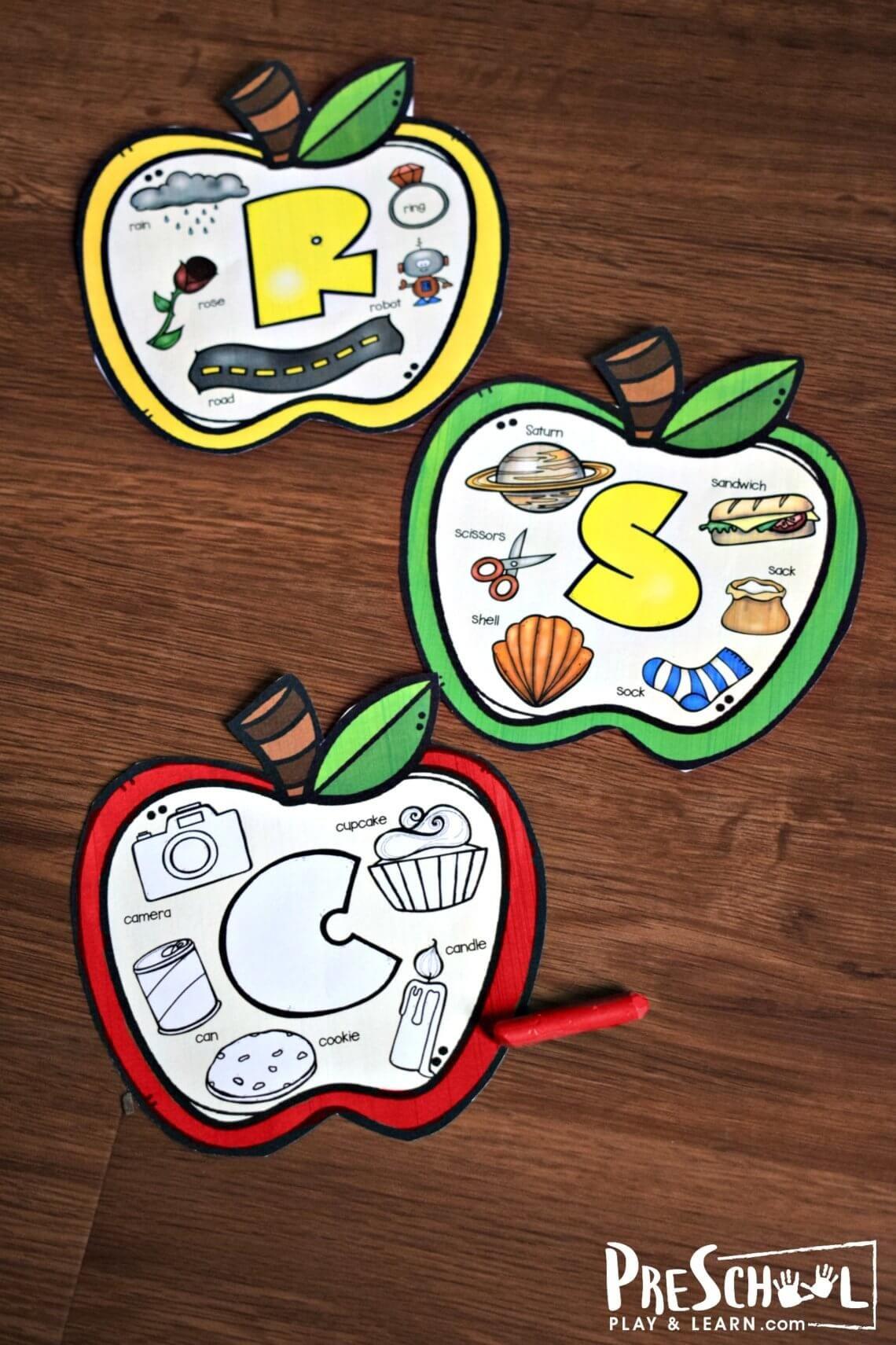 Super Cute Preschool Printables To Help Prek And