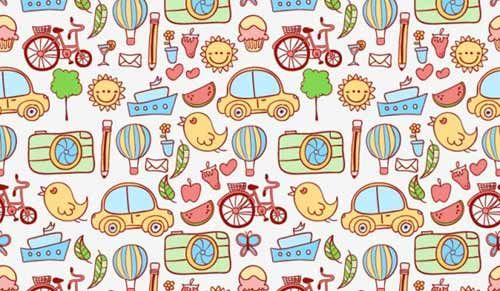 Baby Background Designs 100 Cute Seamless Patterns Background Patterns Seamless Patterns Pattern
