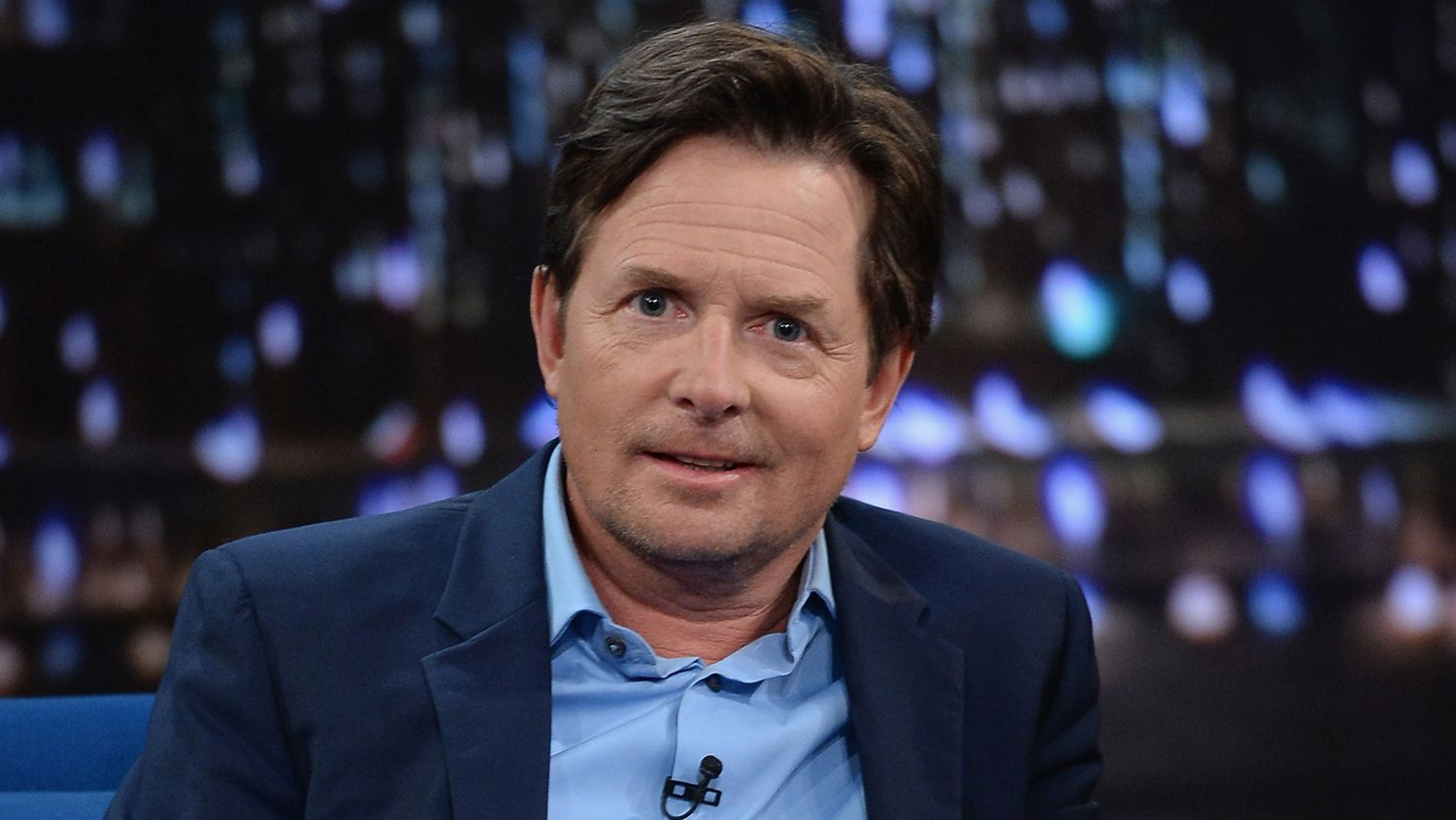 Michael J. Fox 'stunned' to learn Robin Williams had Parkinson's