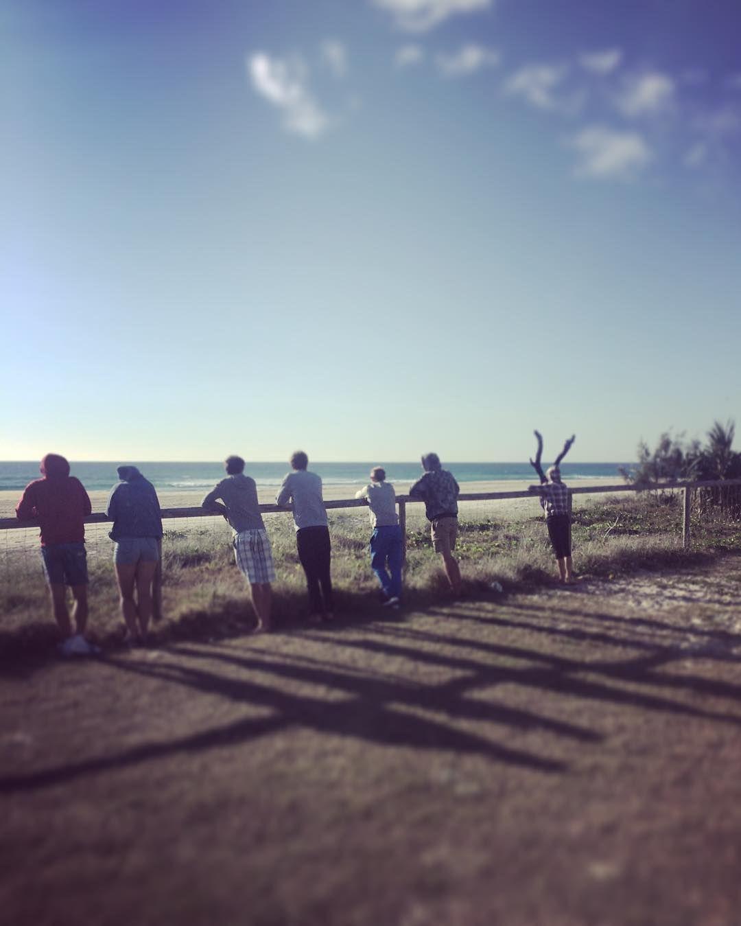 morning surf check. #whenthewavesarecrazy #surf #boyzone #wherearethesurfchicks #surfing #beach #australia #waves #currumbinbeach #goldcoast #sky by mesmerizingfiend http://ift.tt/1X9mXhV