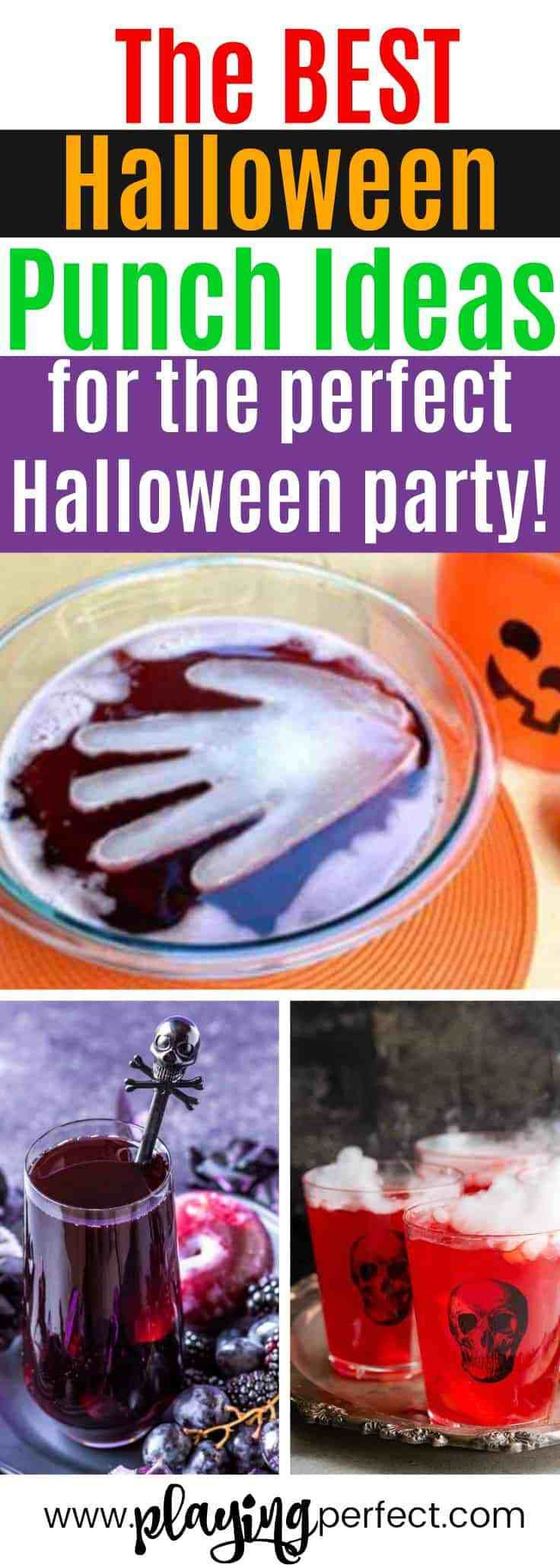 halloween punch ideas that will be the most deadly delight at the