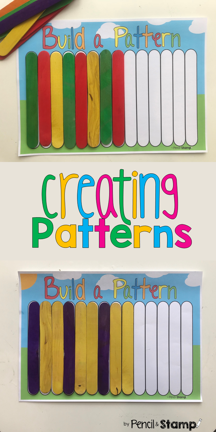 How to build a pattern