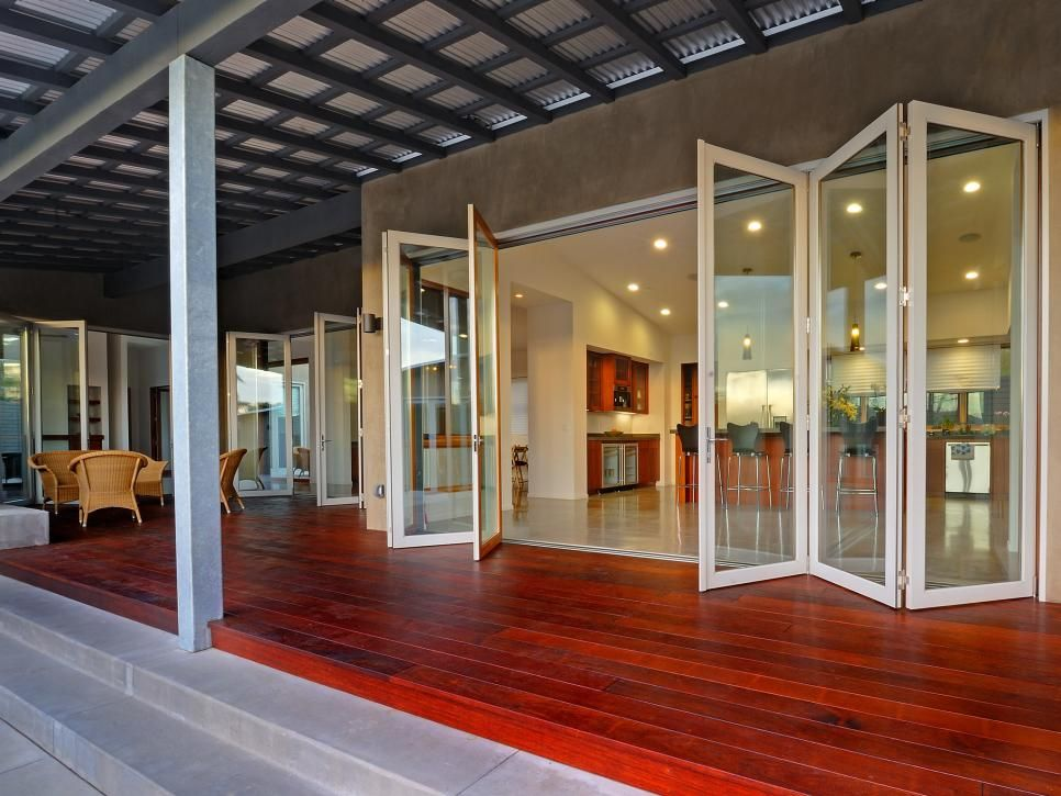 15 Gorgeous Glass Wall Systems Folding Glass Doors And Sliding