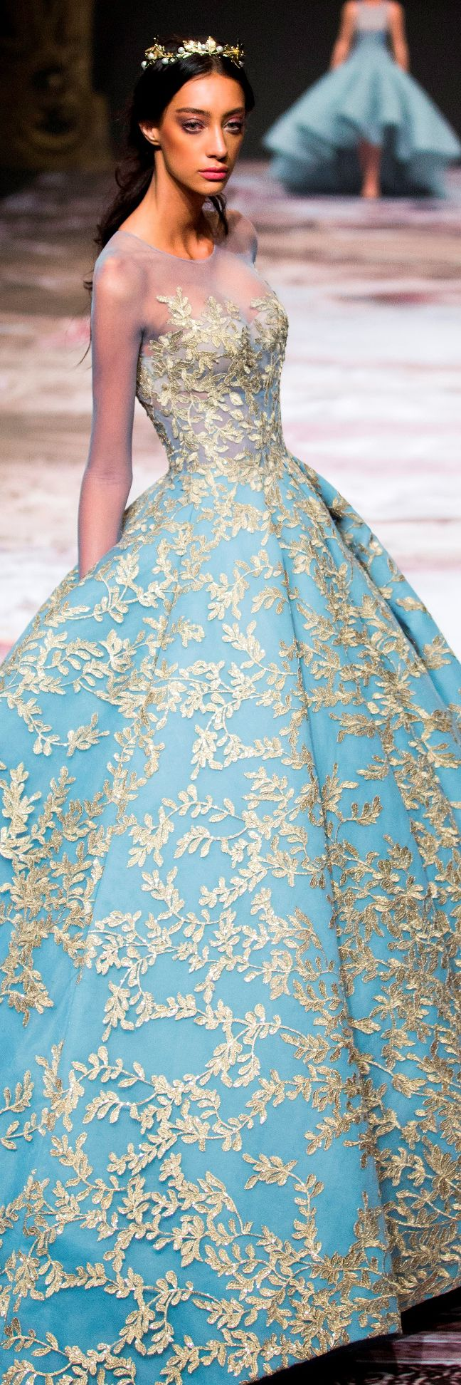Michael Cinco Spring Summer 2017 Couture Collection | Hair/fashion ...
