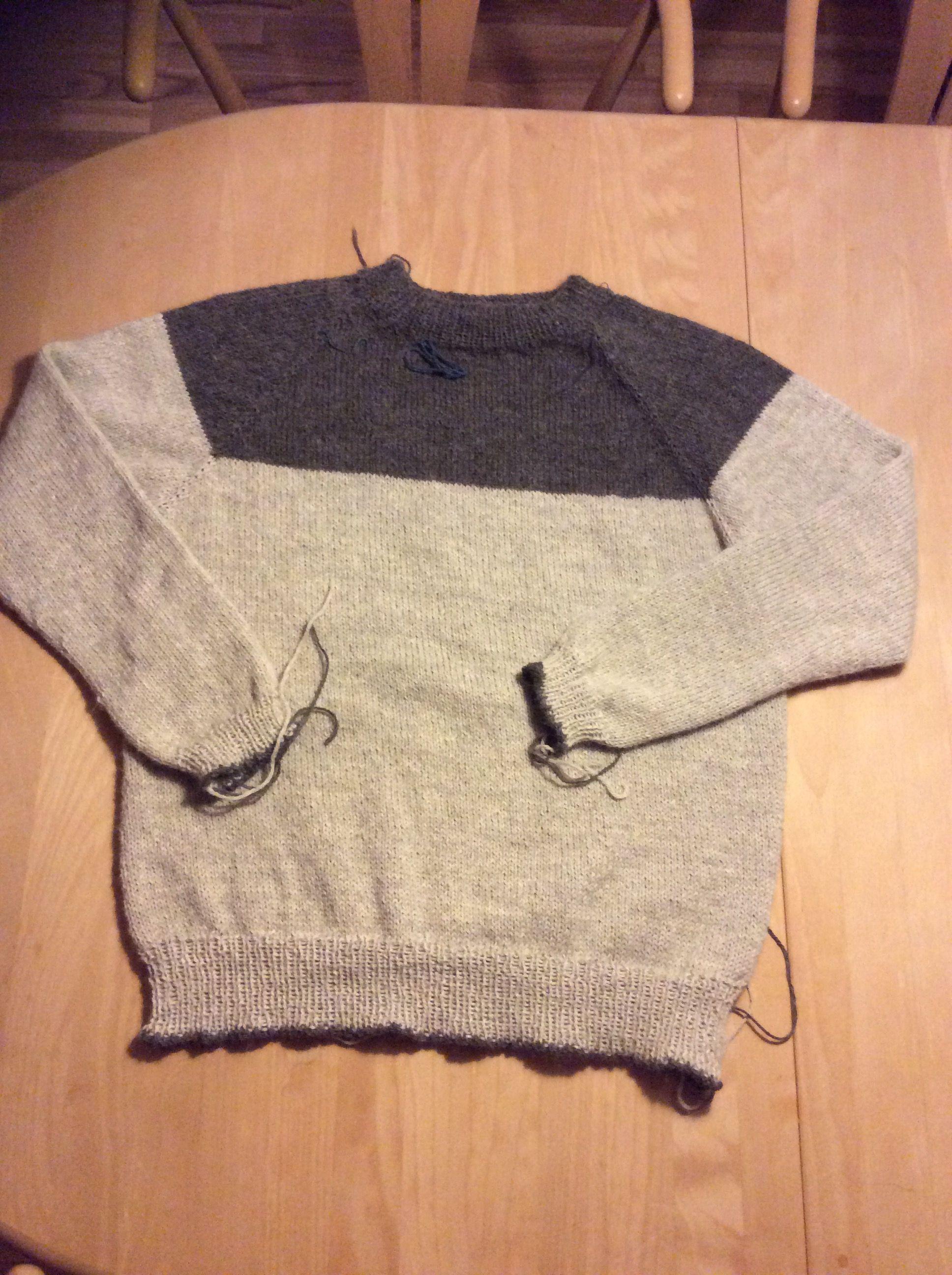 #ingendikkedarer strikket i #punagarn opskrift fra #petiteknit