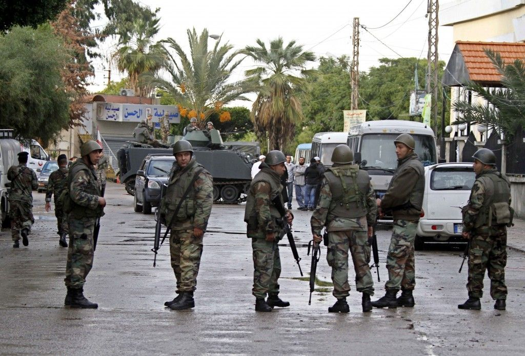 Three dead in Lebanese sectarian clashes