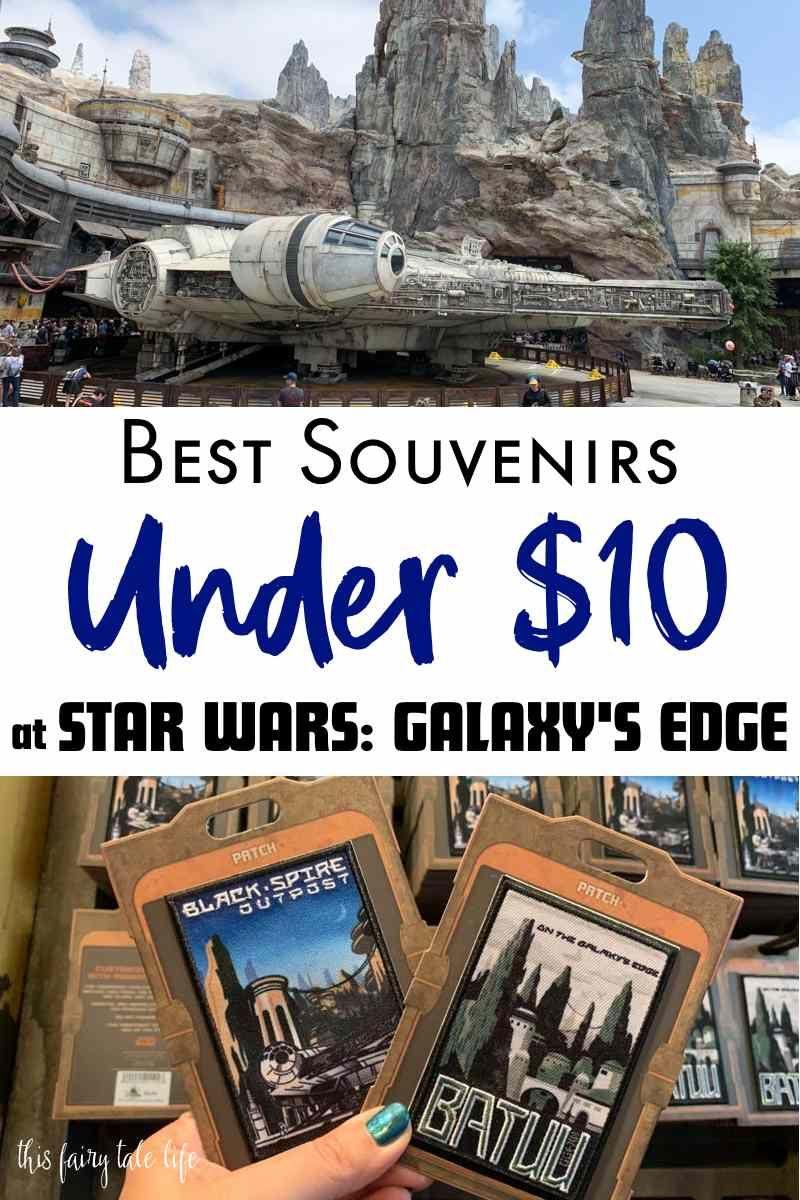Photo of Beste Souvenirs unter 10 US-Dollar von STAR WARS: Galaxy's Edge