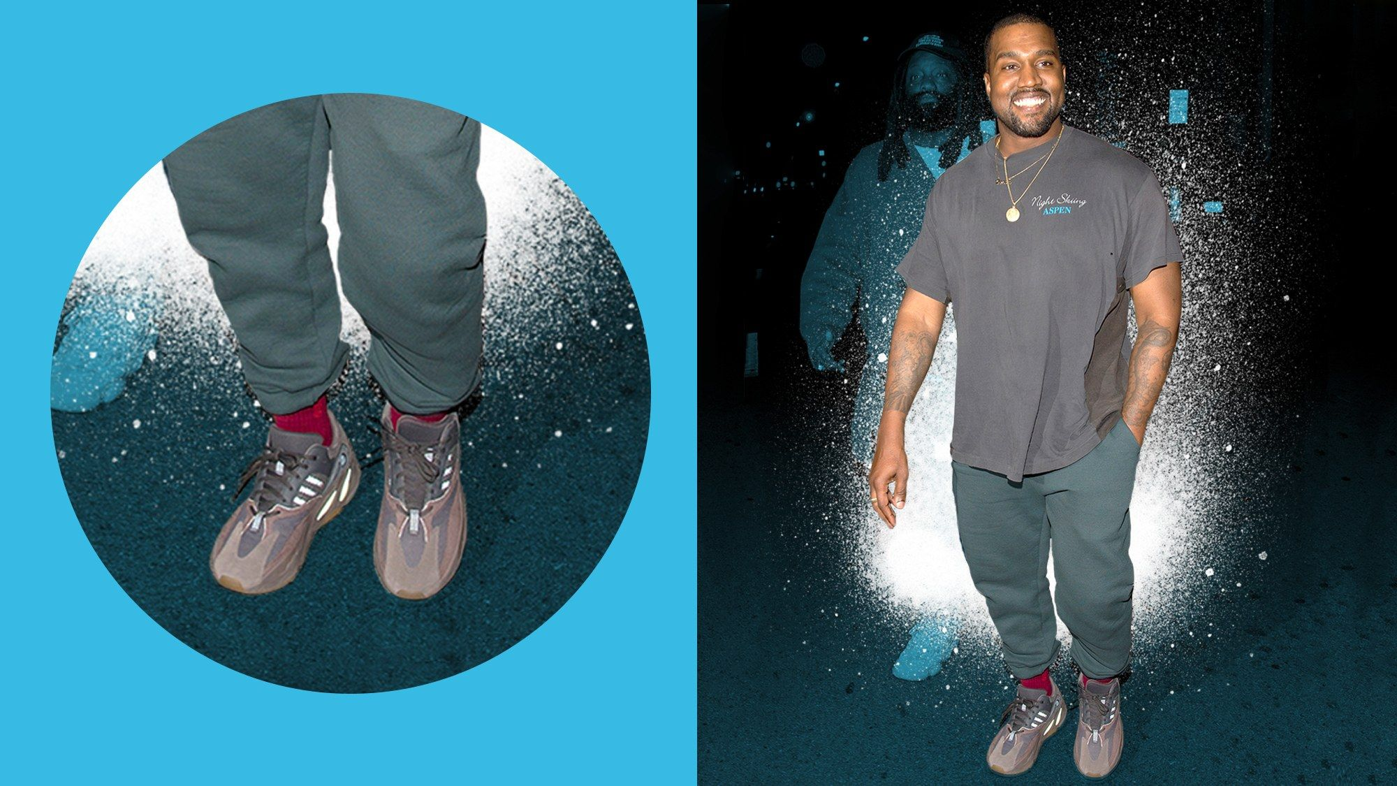 fab5e41d9 Kanye West Debuted New Yeezy Boost 700s