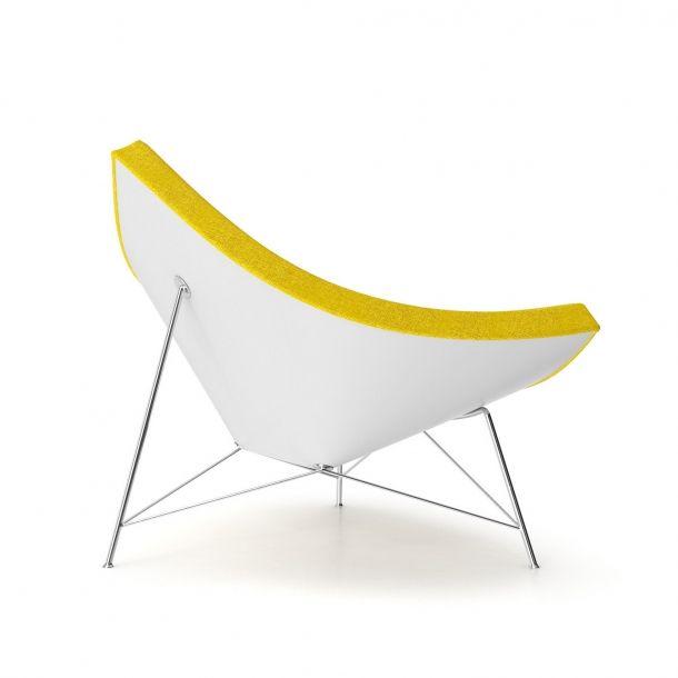 Coconut Lounge Chair   Yellow / Fiberglass