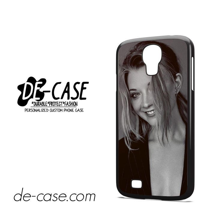 Beautiful Natalie Dormer DEAL-1664 Samsung Phonecase Cover For Samsung Galaxy S4 / S4 Mini