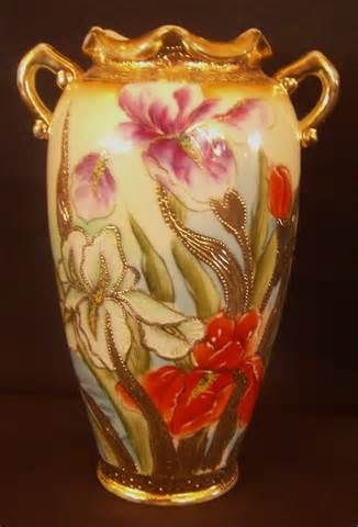 An Antique Vase Made In Western Germany Antique Vase Antiques