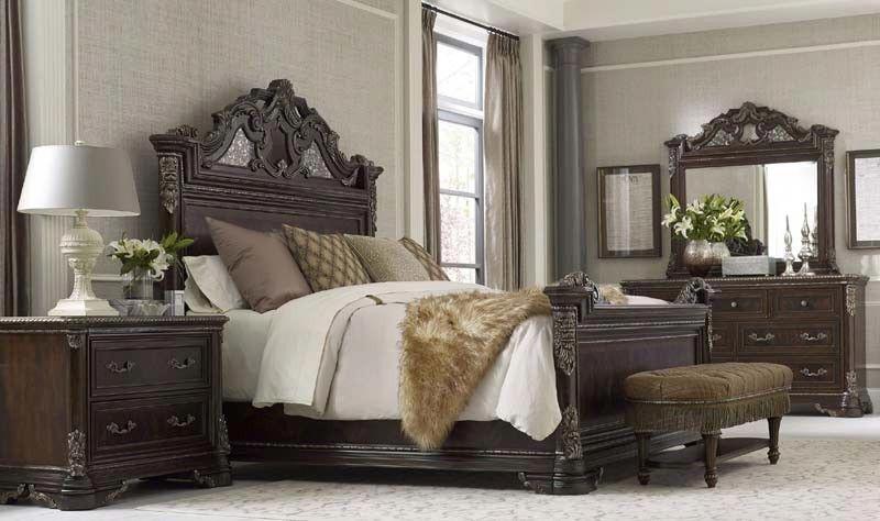 ART Furniture - Gables 3 Piece Queen Estate Bedroom Set - 245135