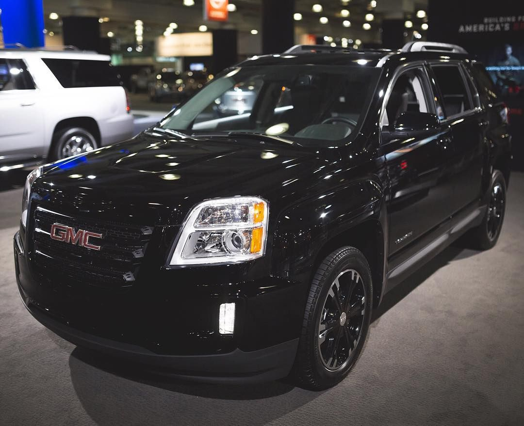 The New Stylish Terrain Nightfall Edition Is Turning Some Heads At