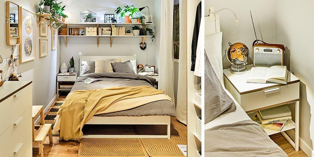 Sypialnie Meble Do Sypialni łóżka Materace Ikea
