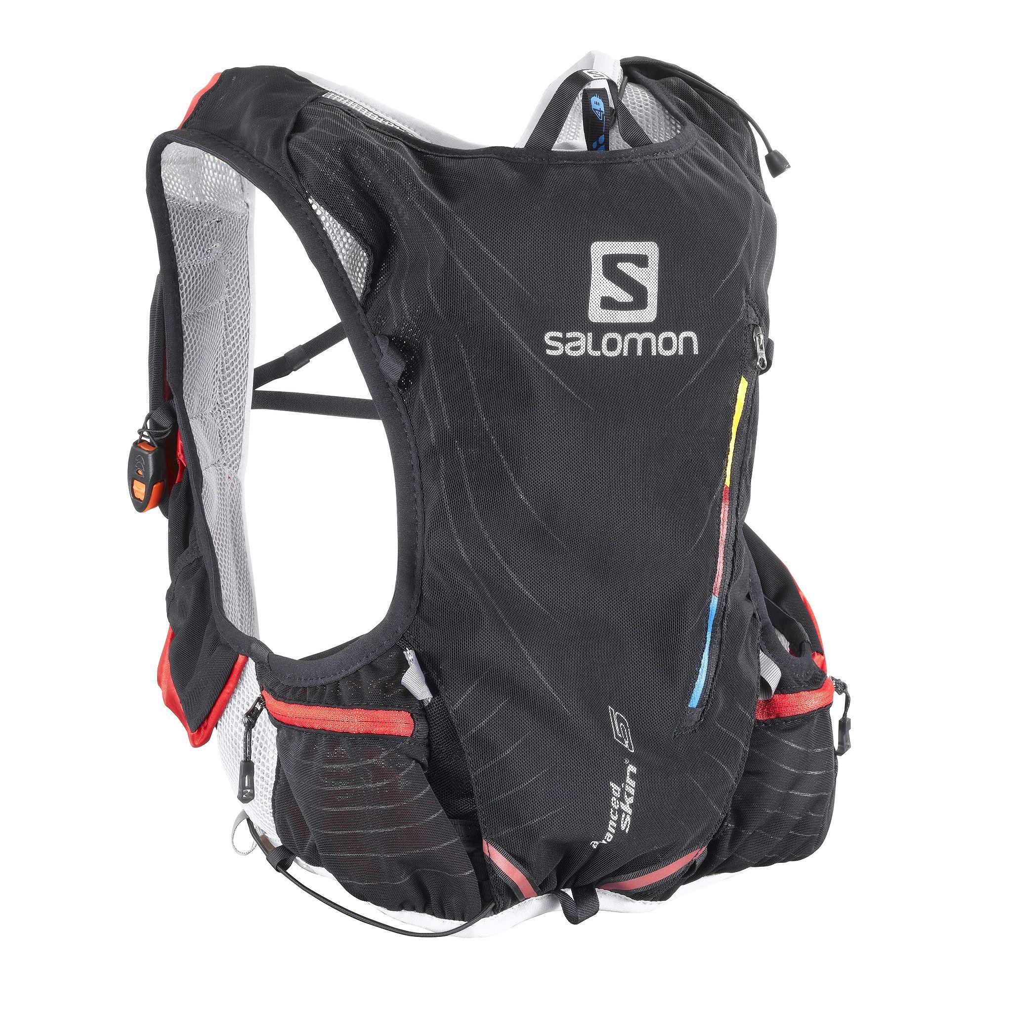 salomon Et Salomon Vert A Dos Noir Trail 20 Camelbak Sac 3ASRqcjL54