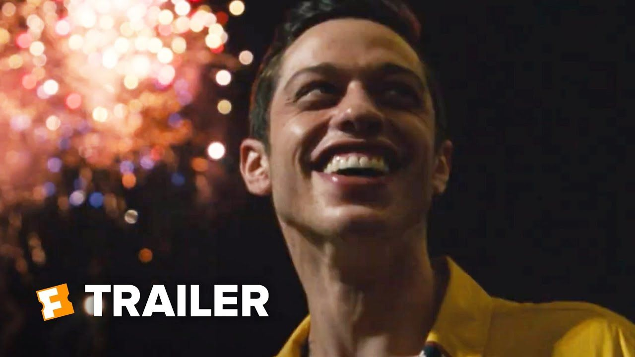 The King Of Staten Island Comedy Drama Movie Trailer