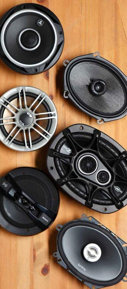 10 popular car speakers at crutchfield labs custom car. Black Bedroom Furniture Sets. Home Design Ideas