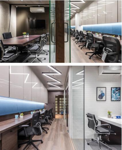 30 Best Office Interiors E Book Office Interior Design Small
