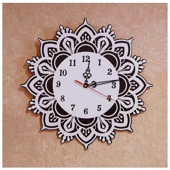 Router 50 Nice clocks design ALL COLLECTION DXF laser EPS File For CNC Plasma