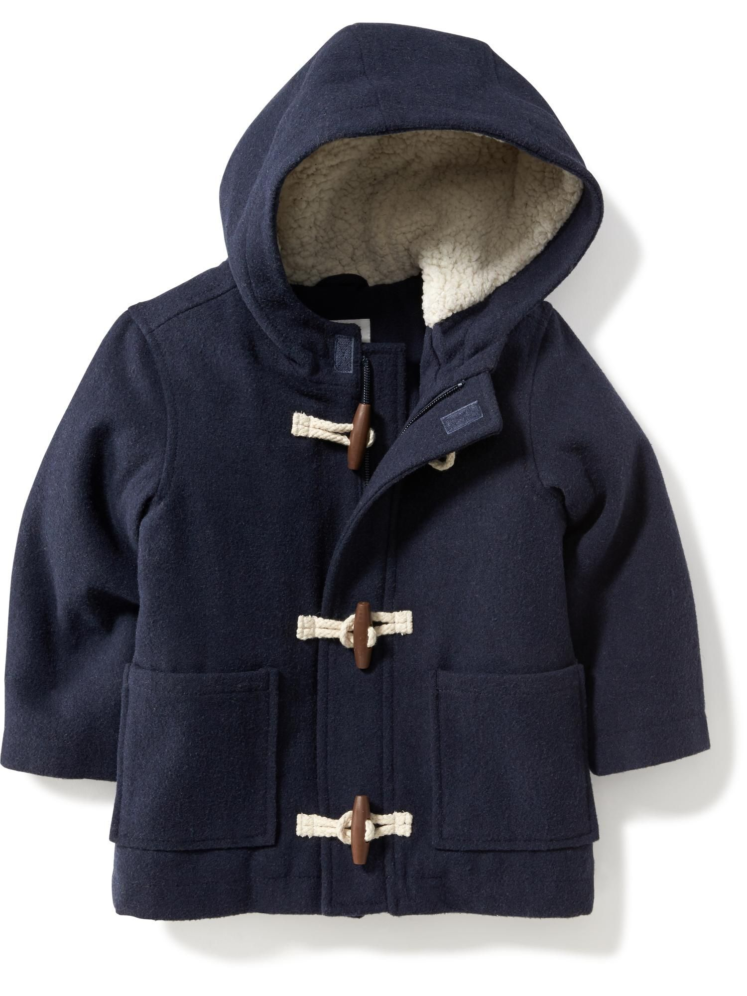 Wool Blend Toggle Coat For Toddler Baby Boy Coat Old Navy Baby Boy Boy Outerwear [ 2000 x 1500 Pixel ]