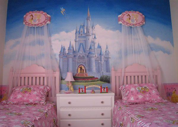 Girls Bedroom Themes 27 cool kids bedroom theme ideas | digsdigs | diy | pinterest
