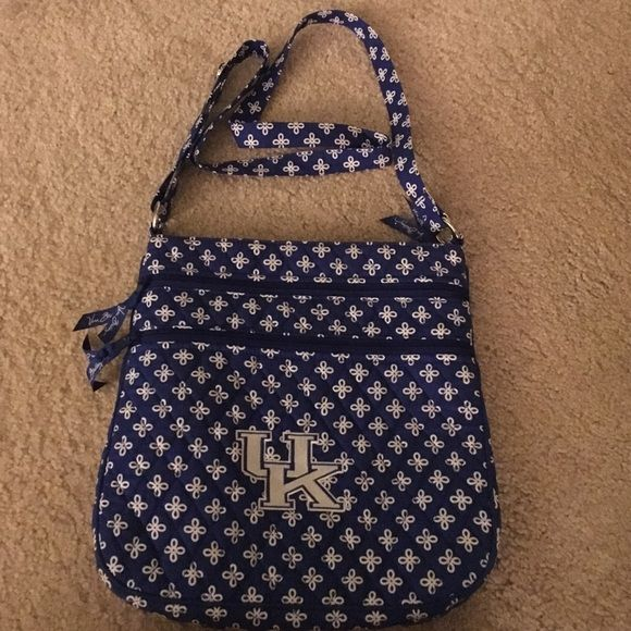 Uk Bag Vera Bradley Cross The Body Never Used Bags Crossbody
