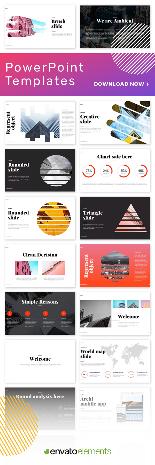 Unlimited downloads of 2018s best powerpoint templates branding unlimited downloads of 2018s best powerpoint templates toneelgroepblik Choice Image