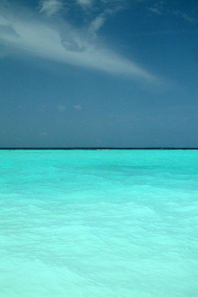 An endless horizon!!