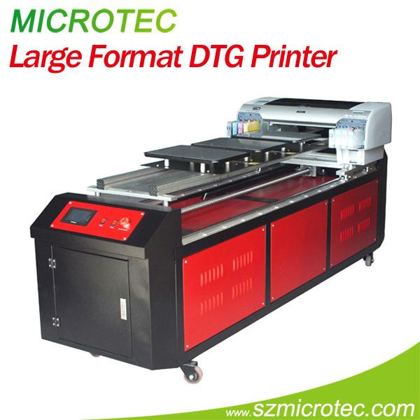 High quality A4/A3 size DTG printer, direct to garment