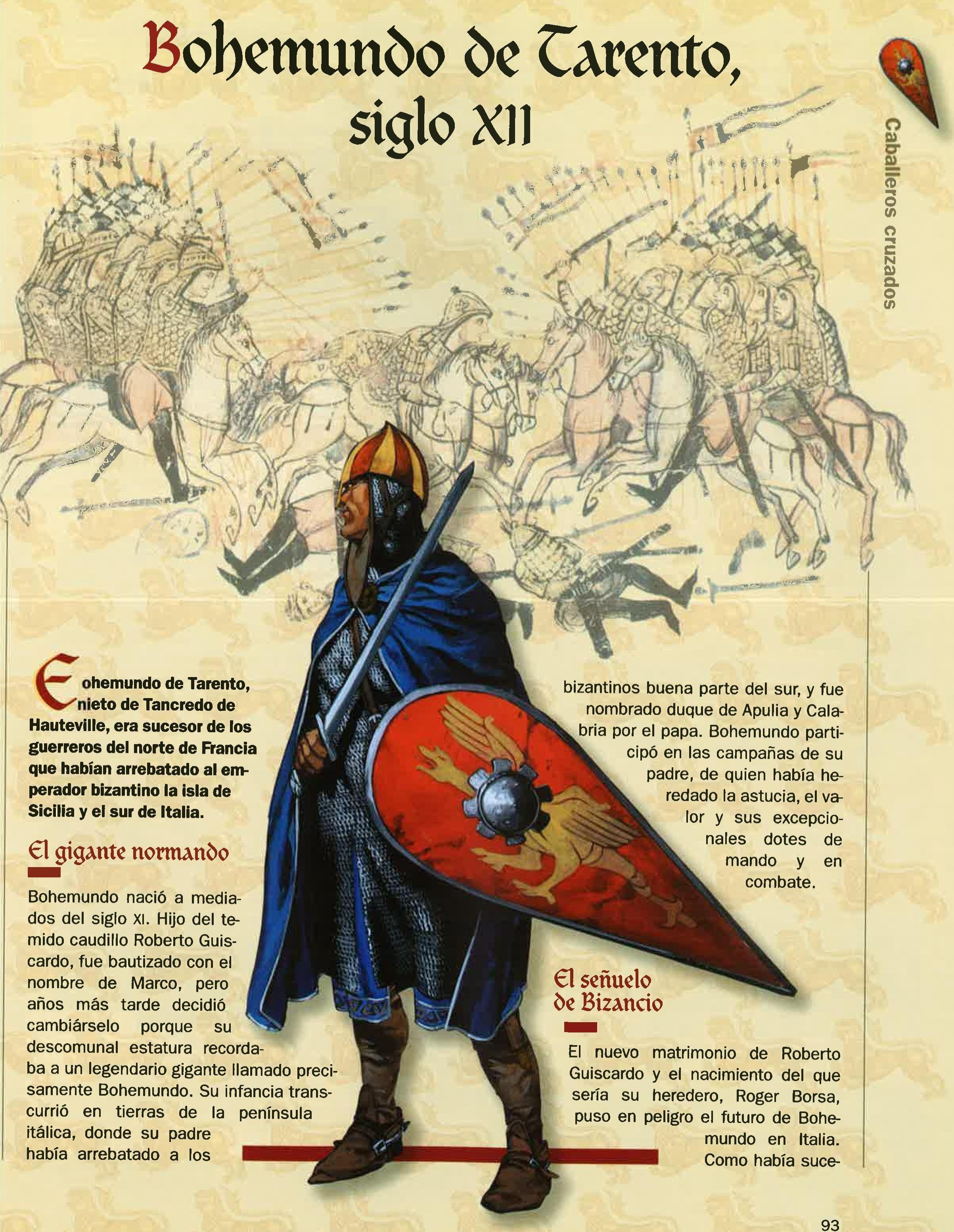 Bohemundo de Tarengo (XII)   Medieval Warfare   Pinterest ...