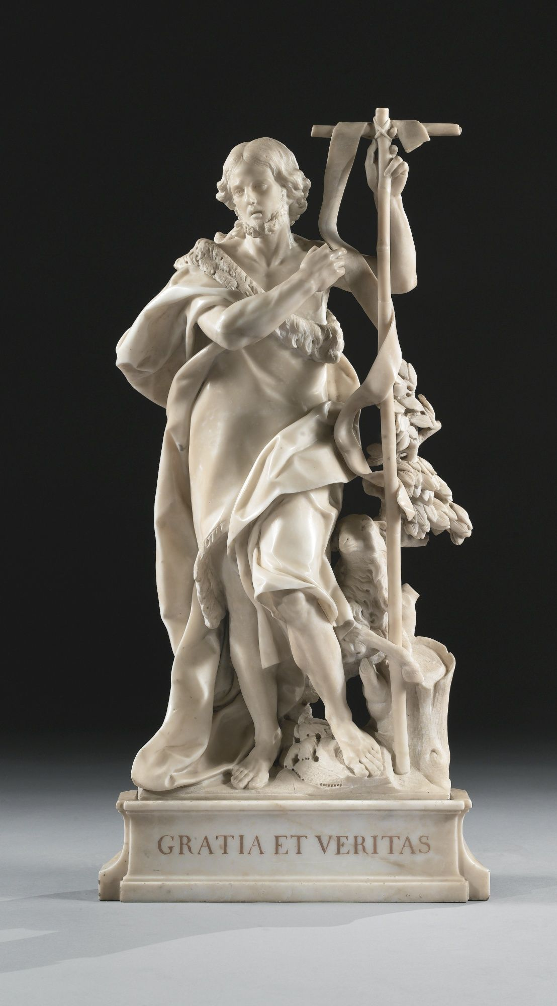 Arte Sacro Moderno Attributed To Christophe Veyrier 1637 1689 Italian