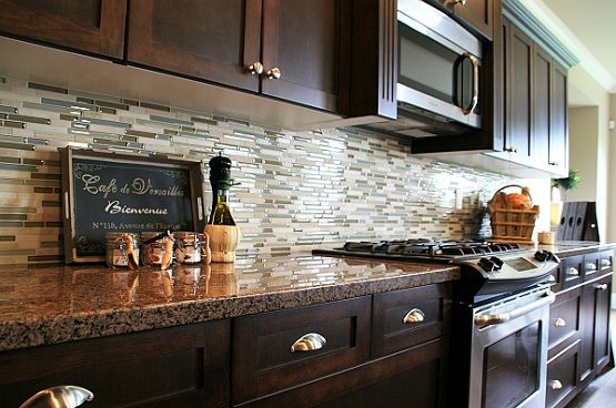 images about glass the kitchen backsplash on,Glass Backsplash Kitchen,Kitchen ideas