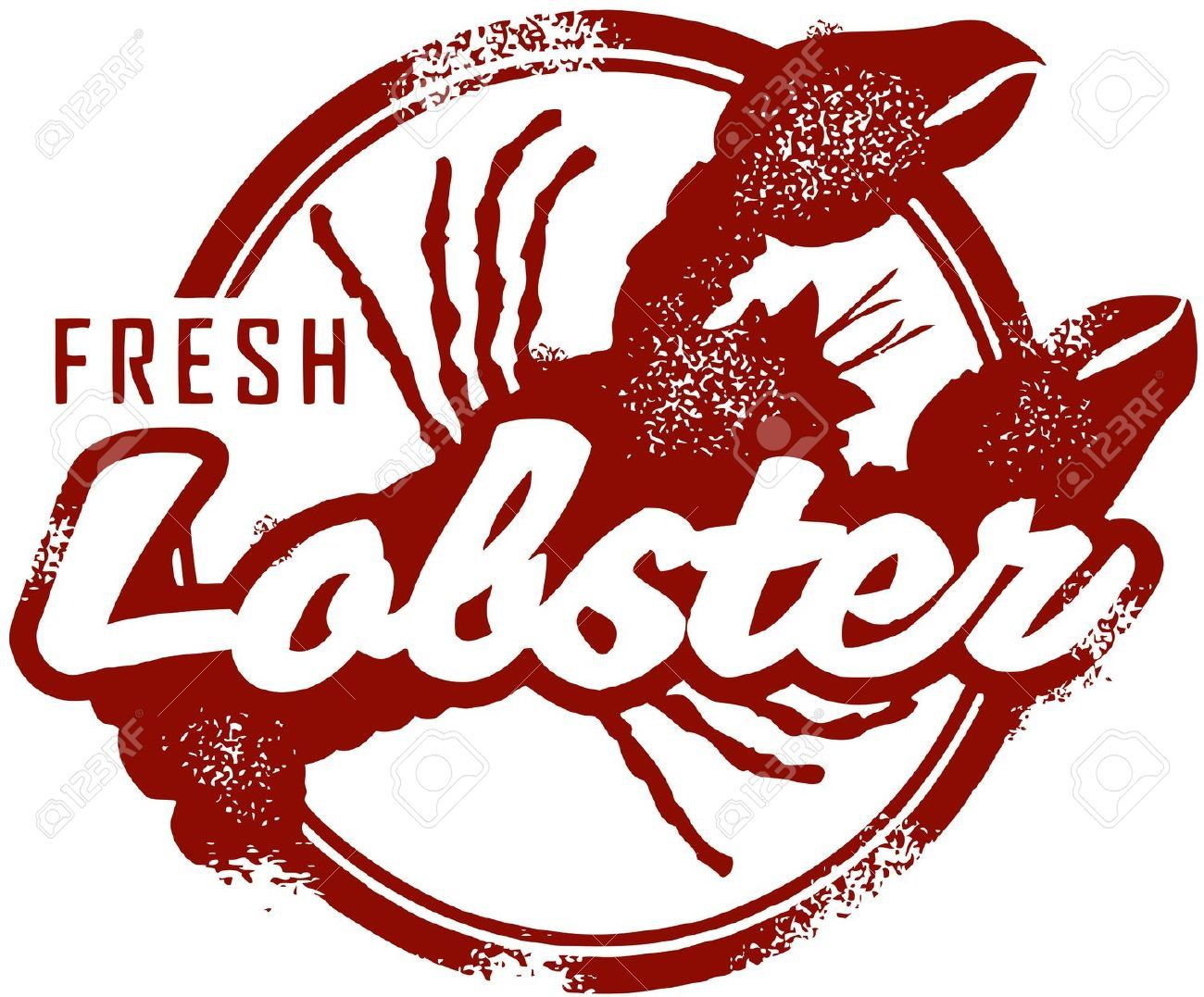 lobster stock vector illustration and royalty free lobster clipart [ 1300 x 1077 Pixel ]