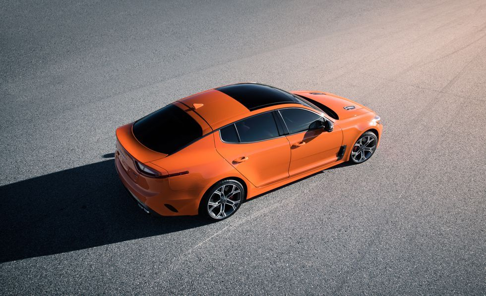 View Photos Of The 2020 Kia Stinger Gts Special Edition Kia Stinger Kia Awd
