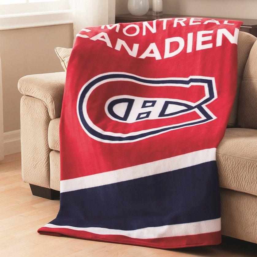 Aubaines En Ligne Couverture Chauffante En Molleton Des Canadiens De Montreal Sunbeam 49 99 Livraison Heated Throw Blanket Heated Throw Montreal Canadiens