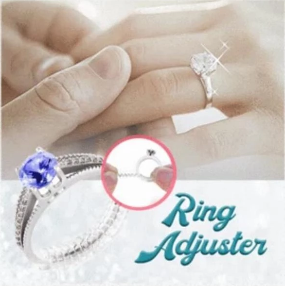 Stops Ring From Slipping Diy Ring Sizing Hacks Ringsizereducer Ring Size Adjuster Ring Size Reducer Diy Rings