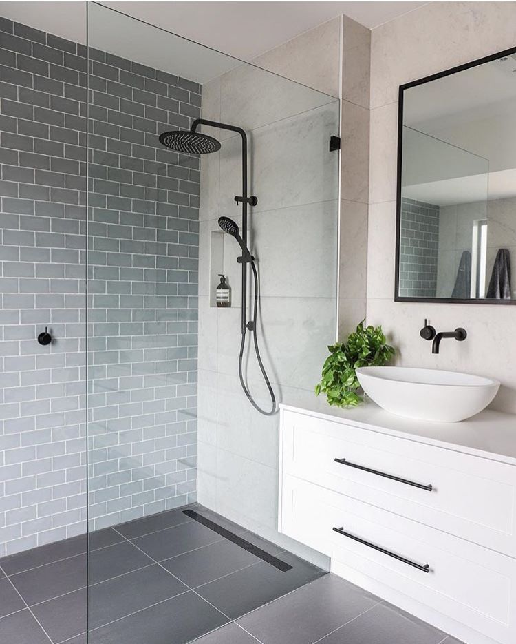 Bathroom Inspo Black Tapware Bathroom Bathroom